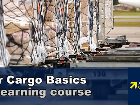Air Cargo Basics – eLearning Course