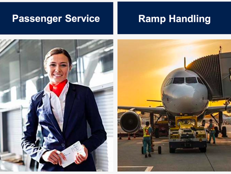 Back to Work Training Package for Ground Handling Staff