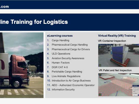 eLearning for Forwarding and Road Transportation Staff