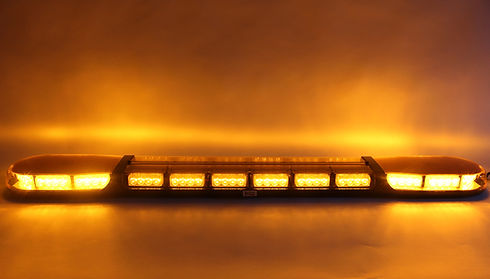 Britax-Low-Profile-Lightbar-Amber-LED-15