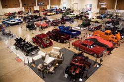 Lane Events Center Exhibit Hall Car Show