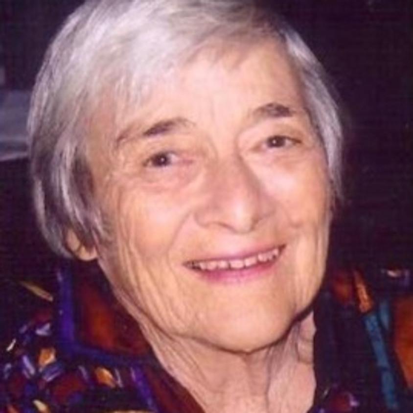 Celebrating the Wonderful Life of Rosilyn Baxter OAM
