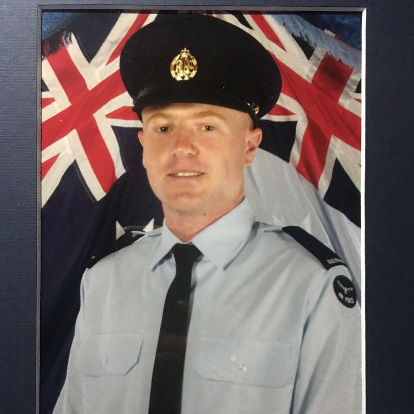 Funeral Service for LAC Gary Dale Sargeant