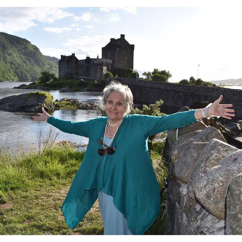 Celebrating the wonderful life of Joan Reid Lamont