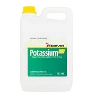 Potassium Plus 20ltr