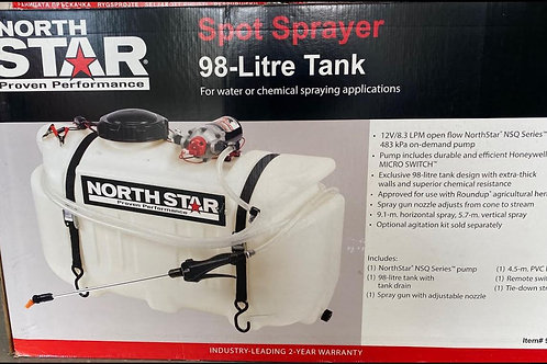 98Ltr Spot Sprayer