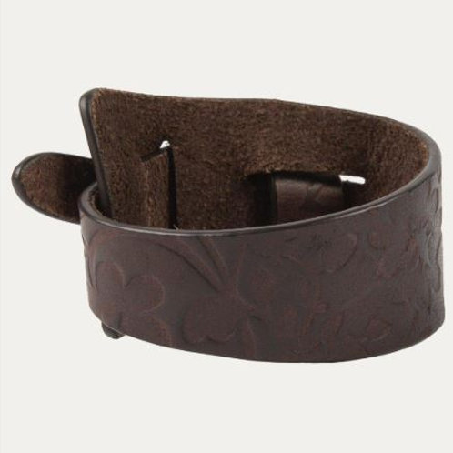 Noble Bracelet - Lariat Wrap Rustic