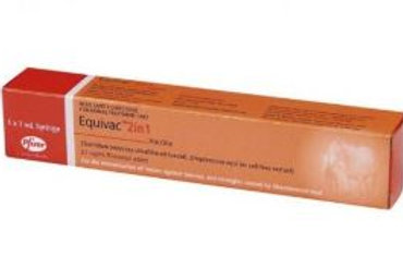 Zoetis Equivac 2IN1 1ml Syringe