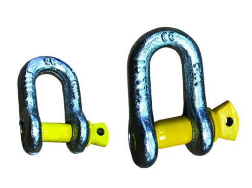 Load Rated D Shackles 13mm