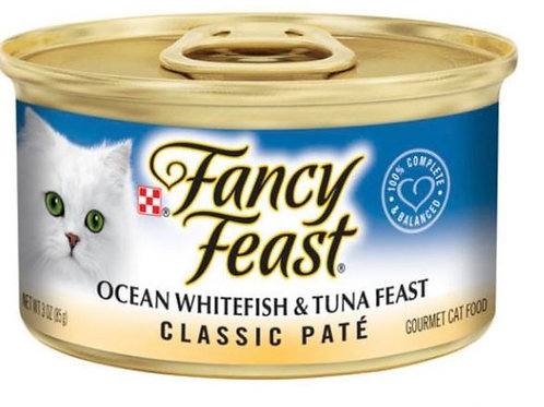 Fancy Feast Ocean Whitefish & Tuna Feast