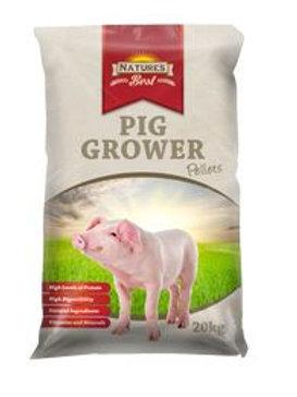 Pig Grower Pellets 20kg
