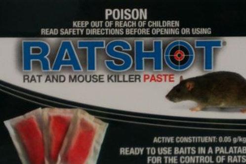 RatshotRat and Mouse killer Paste 240gm