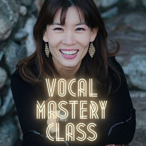5-Day Vocal Mastery Class