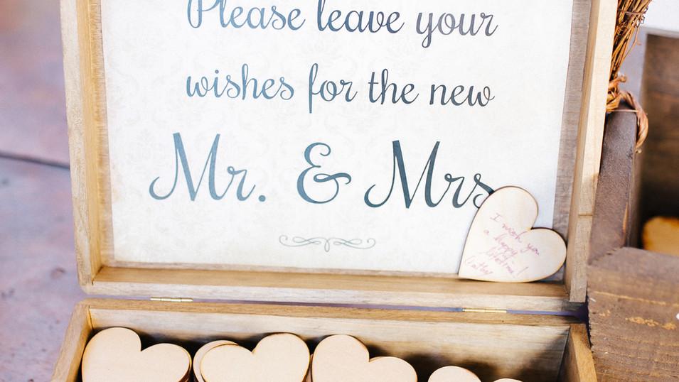 Wishes Ceremony