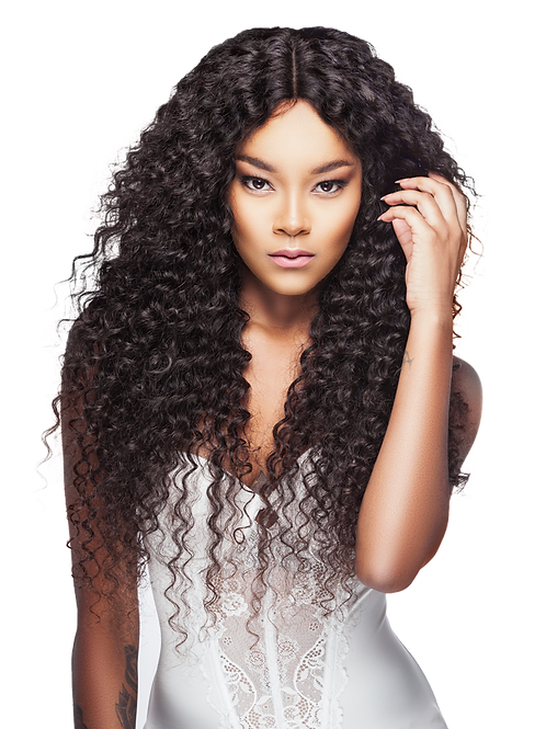 PRETTY INDIAN DEEP CURLY