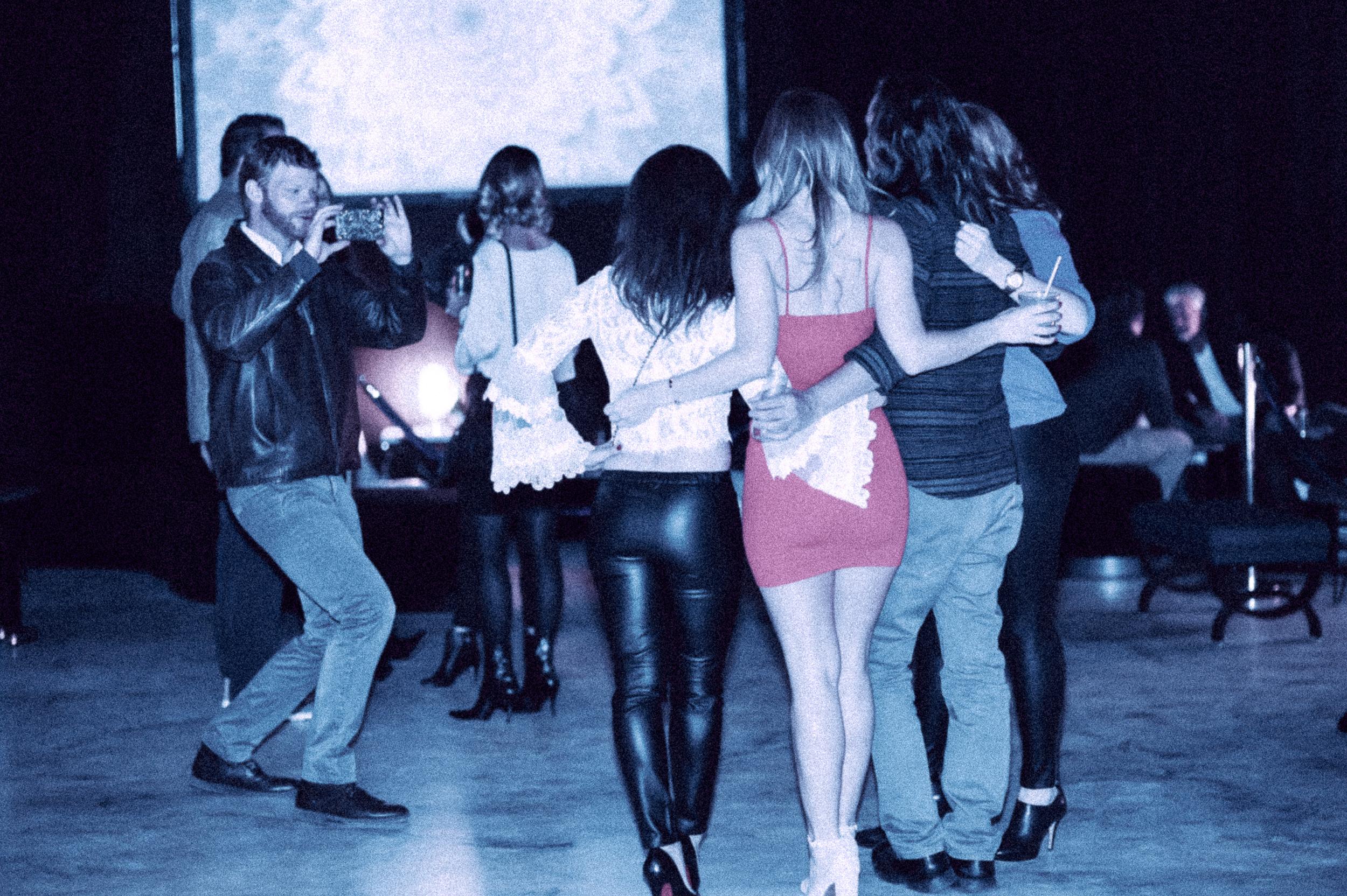 Blu Velvet Lounge