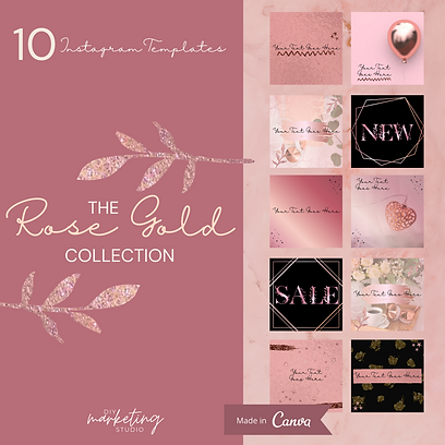 Copy of Canva IG Templates for Etsy Cove
