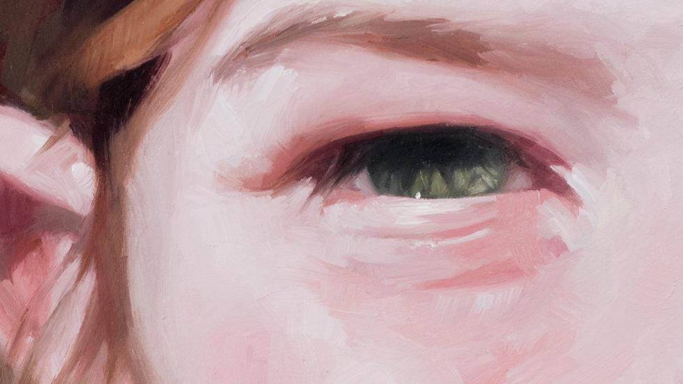 Little Girl Eye