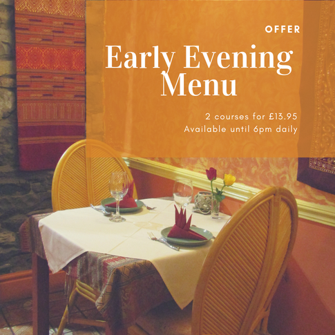 Early Evening Promotion by meaningfulmarketing