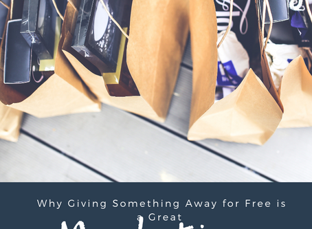 Why providing your services and products for free is a great marketing strategy