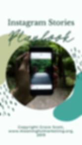 The Instagram Stories Playbook 2020 - ww