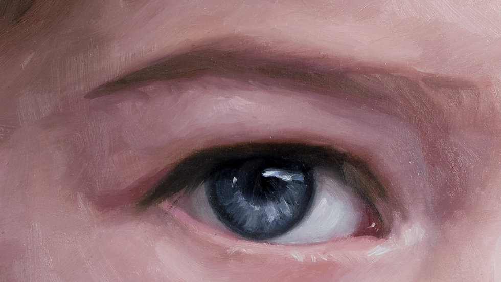 Baby Blue Eye