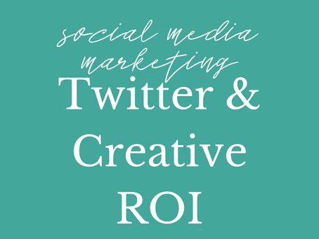 How to use Twitter Creative to drive ROI