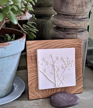 wild meadow creative. hand made botanical casts