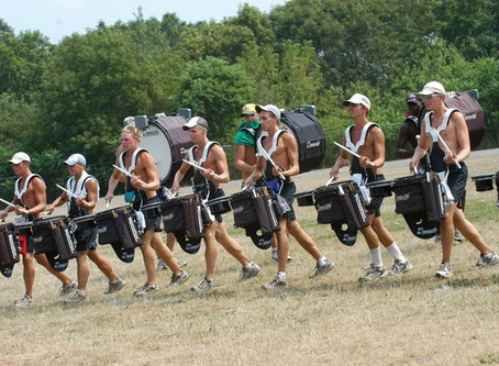 How marching arts can help shape better percussionists