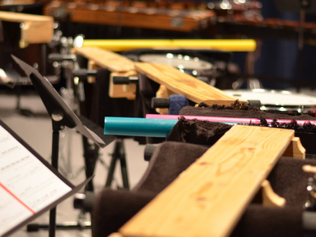 The rise of the percussionist-composer