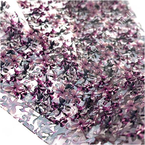 Lavender Transfer Foil