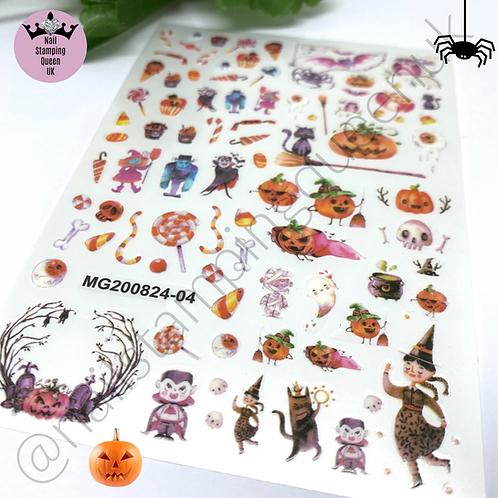 Halloween Stickers - Halloween Fun!