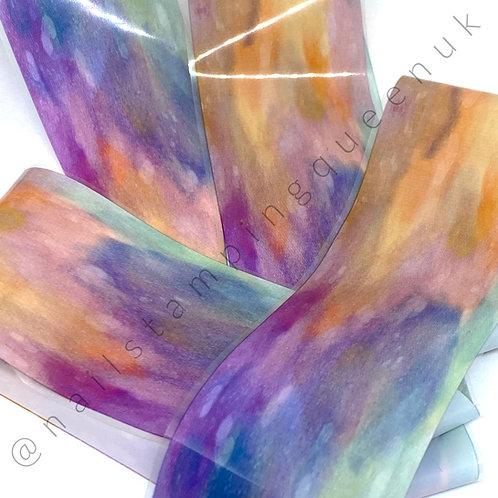 Purple Haze Transfer Foil