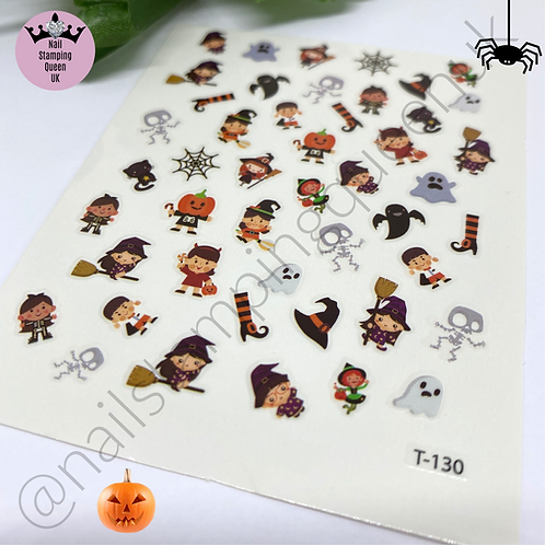 Halloween Stickers - Trick Or Treat!