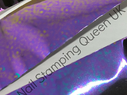 Radiant Orchid Transfer Foil (5ft)