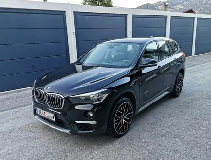 MAM RS4 BMW X1