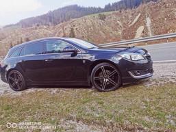 RH Alurad auf Opel Insignia