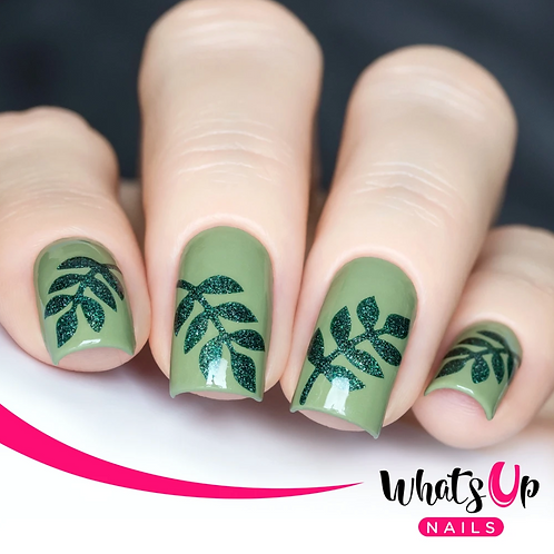 Whats Up Nails - Branch Stencils - 2 Pack