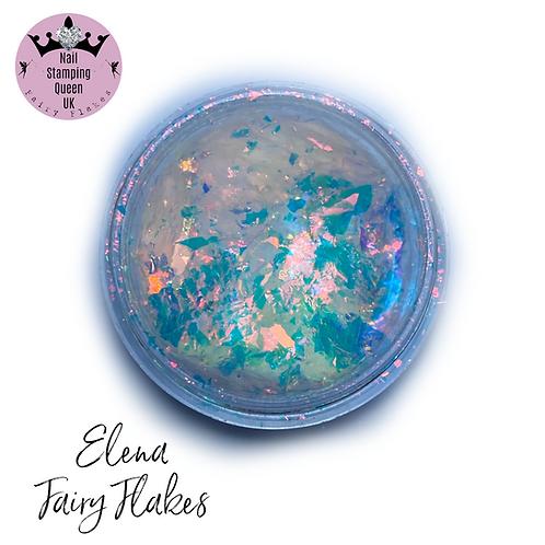 Elena - Fairy Opal Flakes