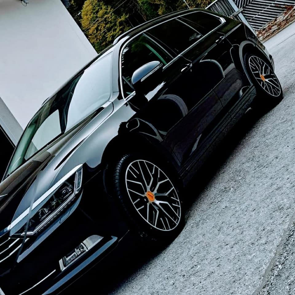 MAM RS4 | VW PASSAT VARIANT | 8,0Jx18