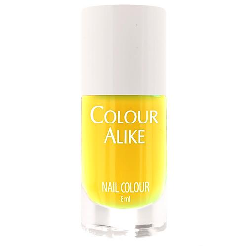 Summer Lemon Stamping Polish - Colour Alike