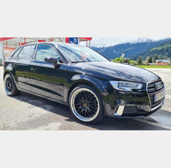 KESKIN KT22 auf Audi A3