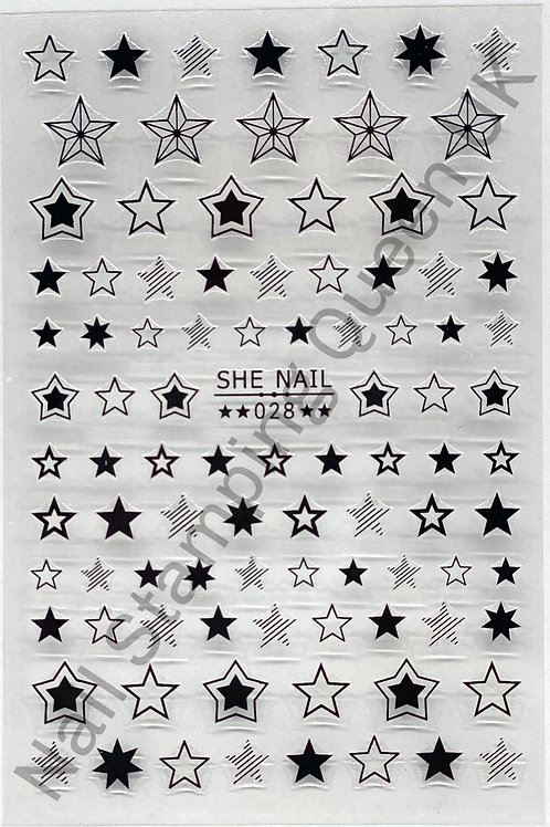 Star Stickers