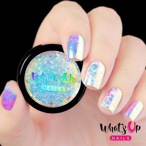 Whats Up Nails Aurora Supreme Flakies