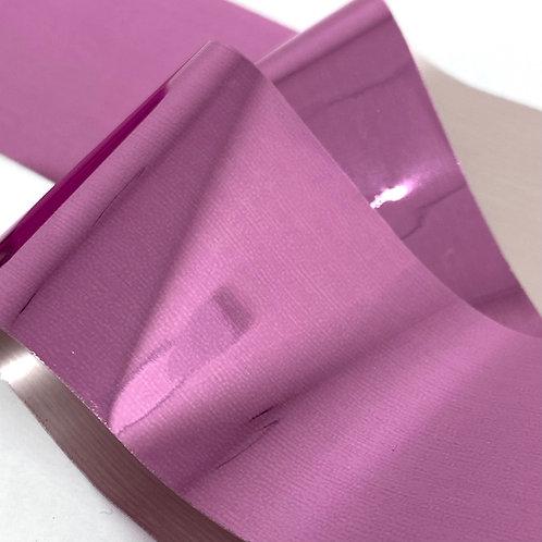 Metallic Rose Transfer Foil