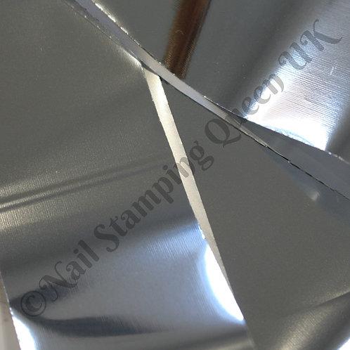Silver Dollar Transfer Foil