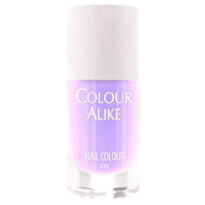 Bright Lavender Stamping Polish - Colour Alike