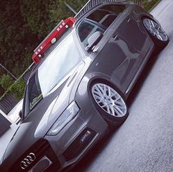 Wheelworld WH26 Audi A4 B8