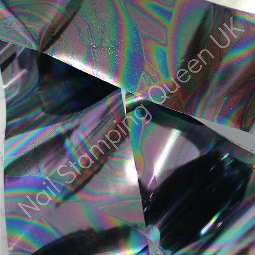 Rainbow Transfer Foil