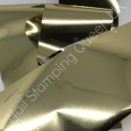 Bright Gold Transfer Foil